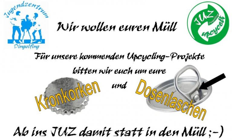 Upcycling Sammlung Juz
