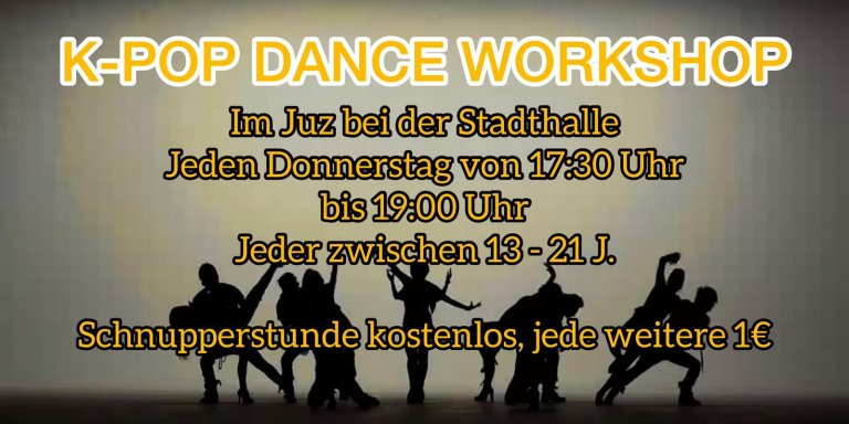 K-Pop Workshop